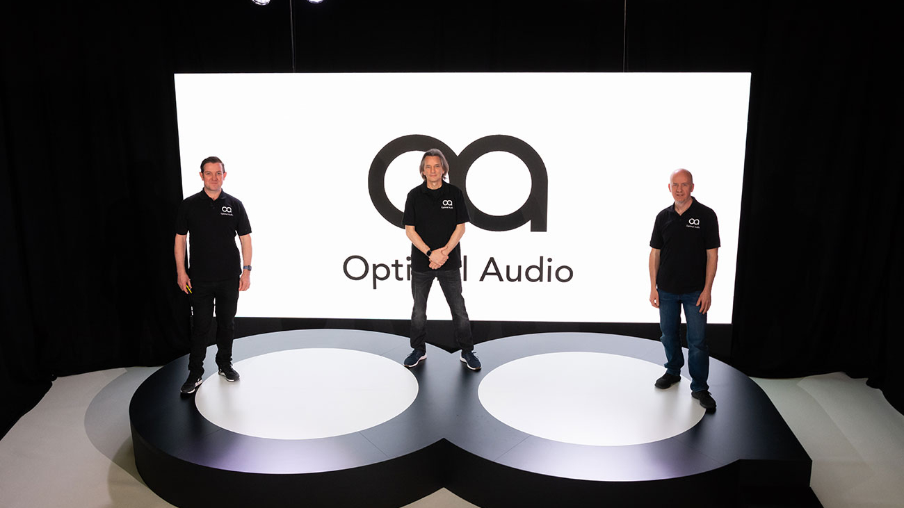 Commercial Audio. Done Differently.