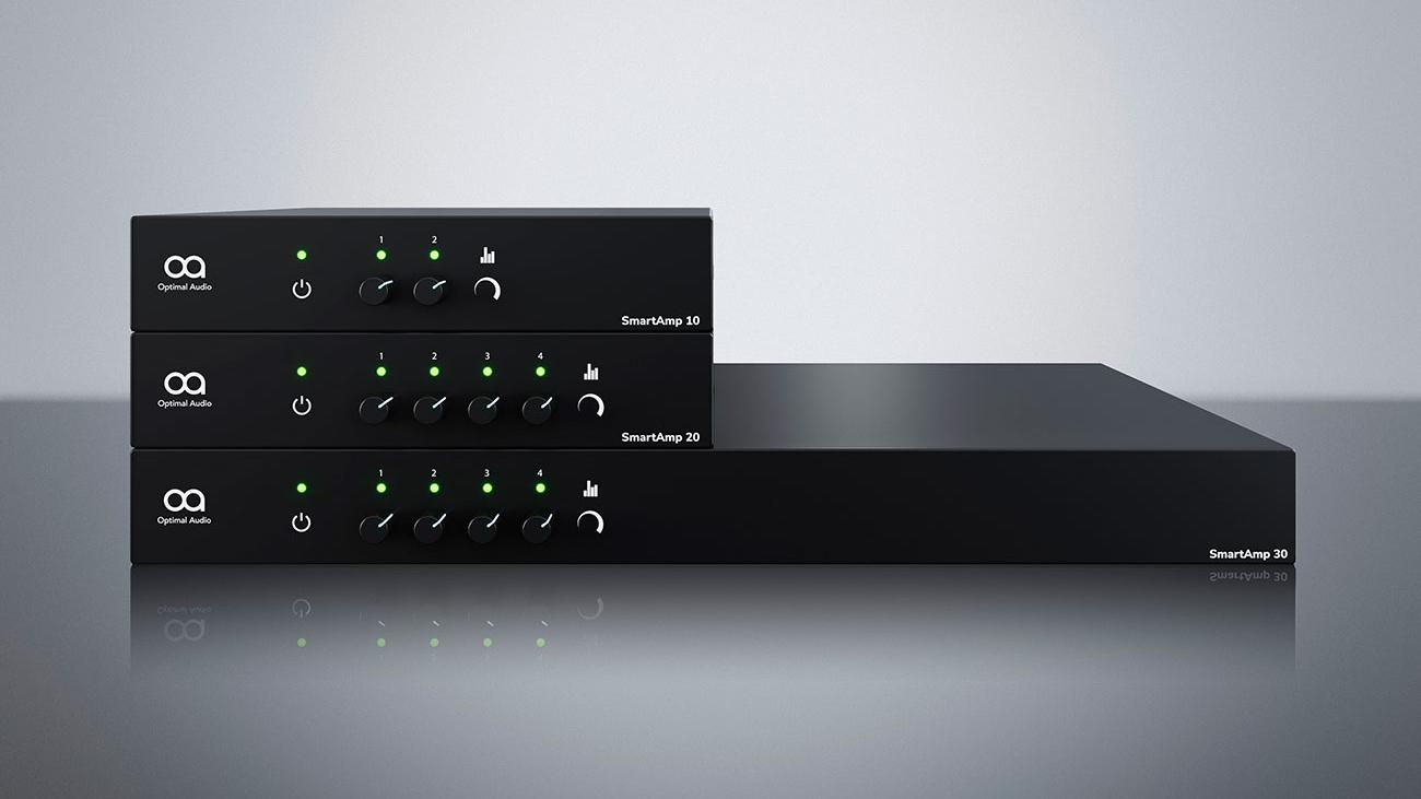Optimal-Audio-SmartAmp-Series