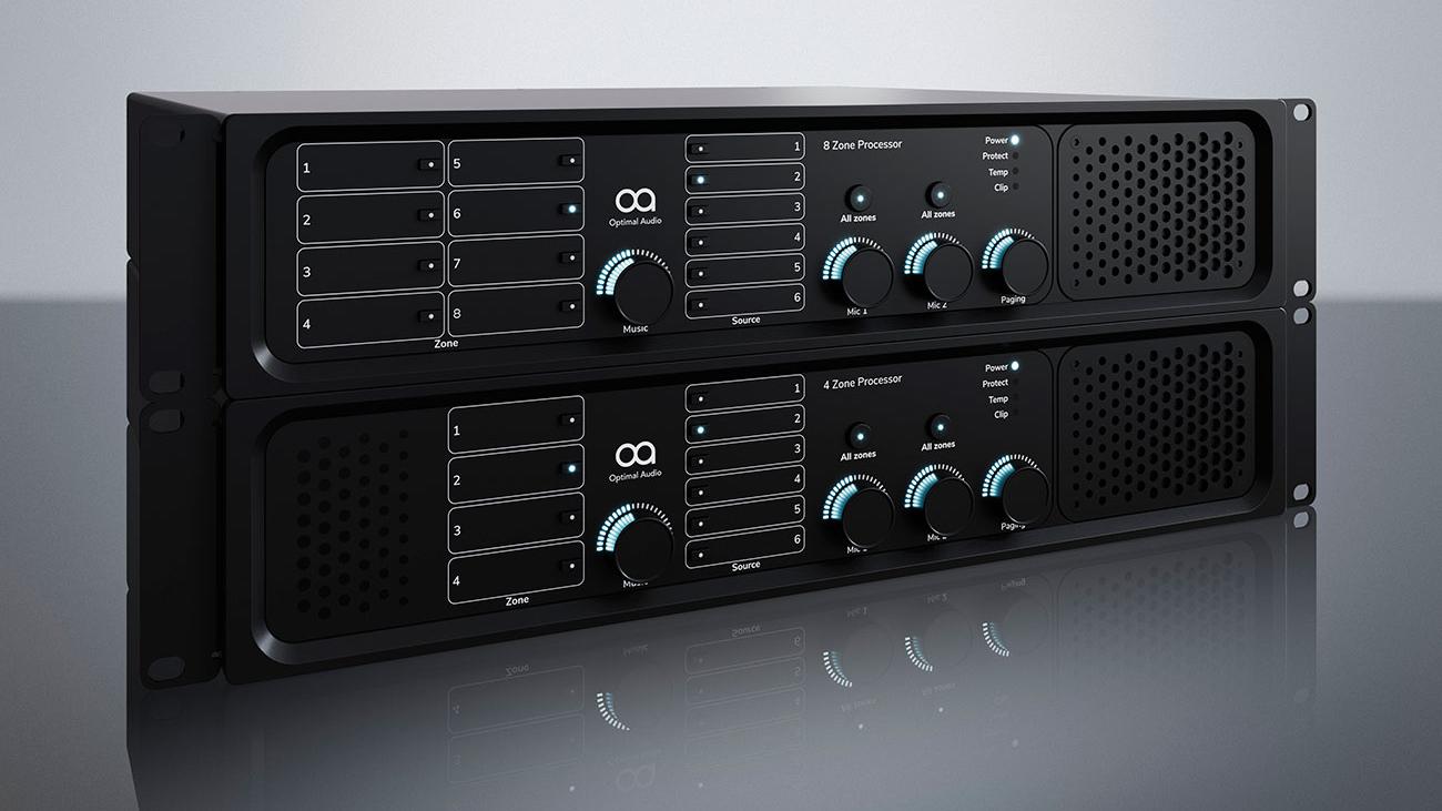 Optimal-Audio-Zone-Series