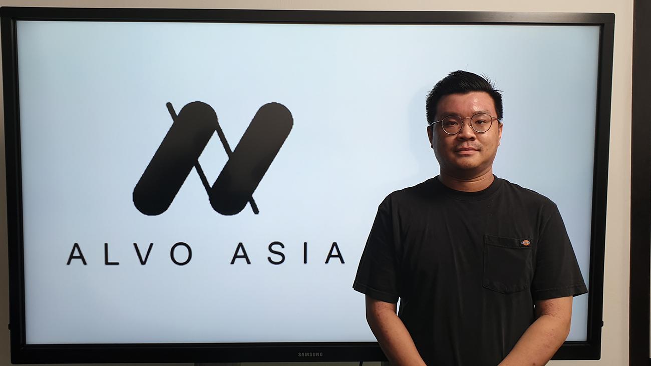Alvo Technology Pte Ltd, Singapore - Mr Jason Ng, Sales Director